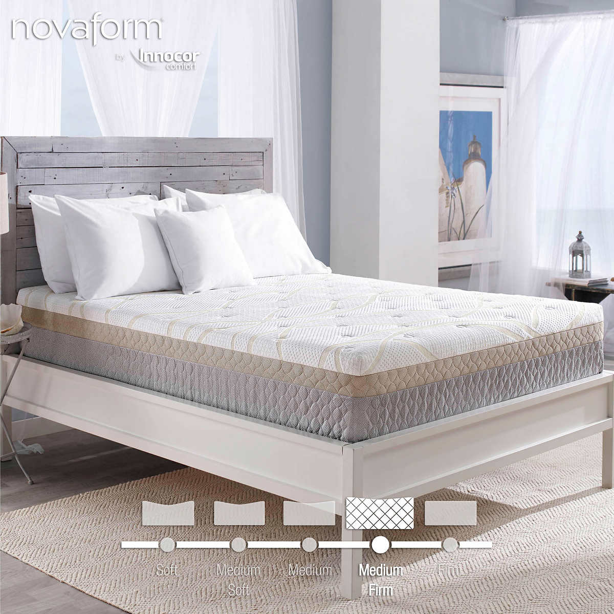 Novaform mattress - A better bed for you and your family