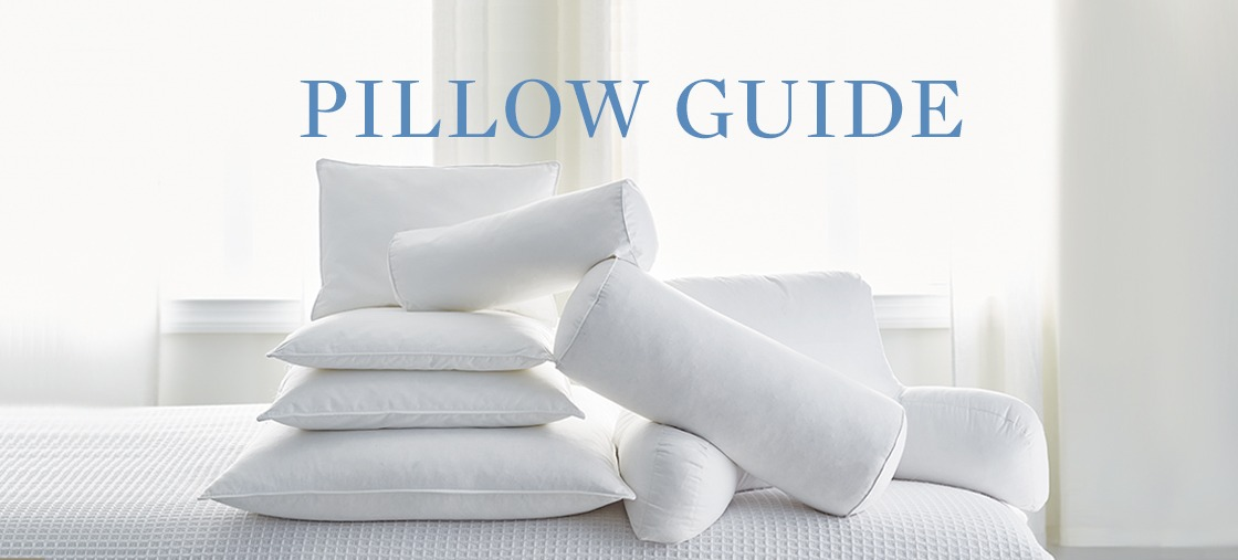 Pillow How to find the perfect pillow and a better night sleep