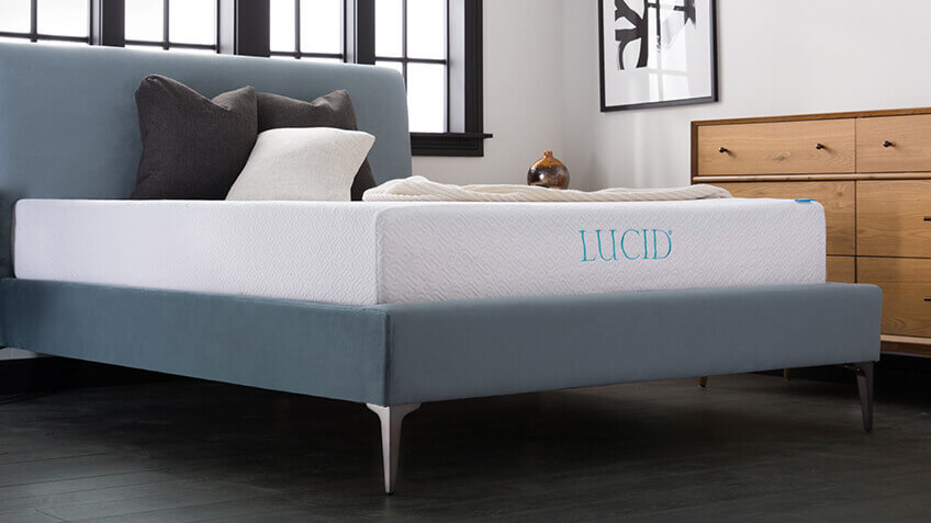The 6-Second Trick For Lucid Mattress