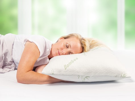 Zenkuru bamboo pillow
